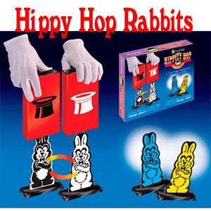 Hippity Hop Rabbits - Boxed
